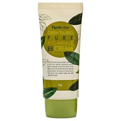 Green Tea Seed BB крем Pure Anti-Wrinkle 40 гр Farmstay