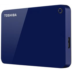 Toshiba Canvio Advance 2TB (HDTC920EL3AA) (синий)