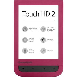 PocketBook 631 Plus Touch HD 2 (красный) :