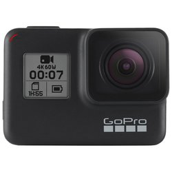 Экшн-камера GoPro HERO7 Black (CHDHX-701) (черный)