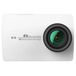 Xiaomi Yi 4k Action Camera + Selfie stick (белый) :