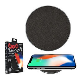 WK UFO Wireless Charger WP-U41 (черный)