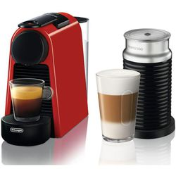 De'Longhi EN 85 Essenza Mini (EN85.RAE) (черно-красный)