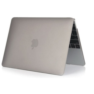 Чехол для MacBook Air 13 (2018) A1932 (i-Blason Cover Matte Gray)