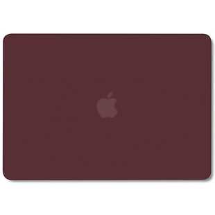 Чехол для MacBook Air 13 (2018) A1932 (i-Blason Cover Matte Wine)