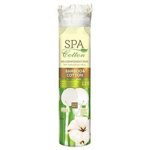 SPA Cotton Ватные диски Spa cotton Bamboo & Cotton
