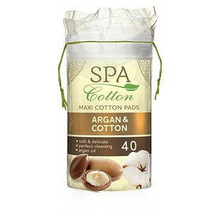 SPA Cotton Ватные диски Spa cotton Argan & Cotton