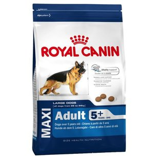 Royal Canin Maxi Adult 5+ (4 кг)