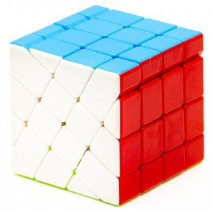 Головоломка Fanxin Fisher Cube Color