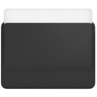 Чехол для Apple MacBook Air 13, Pro 13 (COTEetCI Leather Liner Bag MB1018-BK) (черный)