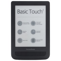 PocketBook 625 Basic Touch 2 (черный) :